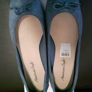 Sepatu wanita flat shoes american eagle addison payless