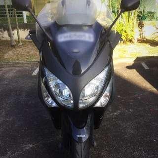 Tmax 2010 500cc 2A