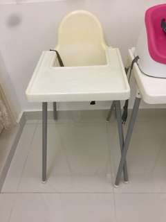 Ikea Antilop Baby Highchair