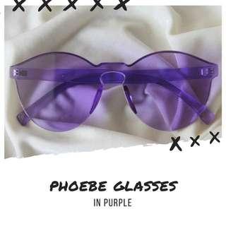 NEW Phoebe Glasses
