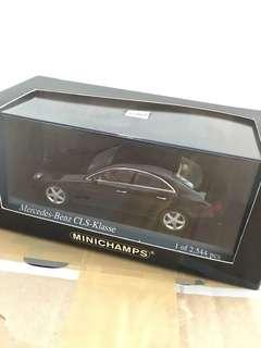 1/43 Mercedes Benz CLS Kkasse.