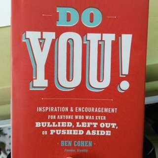 DO YOU - Inspiration and encouragement book