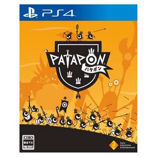 PS4 PATAPON - ASIA/ENG