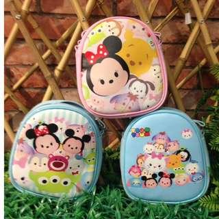 cartoon cutie sling bag