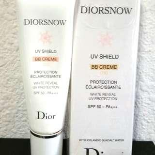 Dior uv shield BB cream