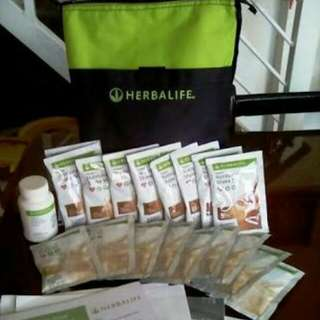 Herbalife Membership Package Mini Starter Int'l Business Pack