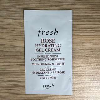 FRESH Rose Hydrating Gel Cream (Sample)