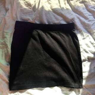 F21 bandage skirt