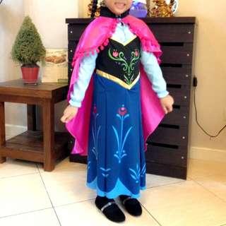 Frozen Ana dress/costume