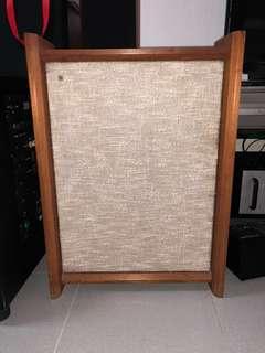 A Pair of Vintage Speaker
