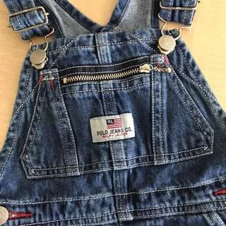 Authentic Polo Ralph Jeans Overall