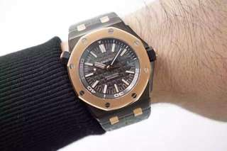 AUDEMARS PIGUET Royal Oak Offshore Diver QE II (1:1)