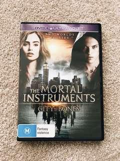The Mortal Instruments DVD
