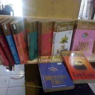 Buku Novel Danielle Steel