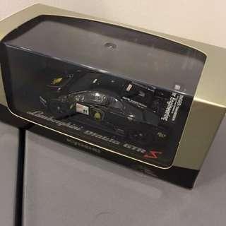 1/43 Diablo GTR-S. Black. Kyosho