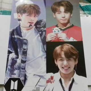 [READY STOCK] BTS AND MAKNAE LINE (JUNGKOOK) POSTER