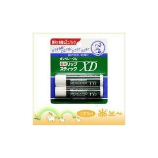 日本帶回境內版樂敦小護士護唇膏一組2入