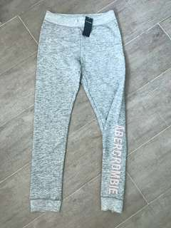 Abercrombie joggers 13/14 years old