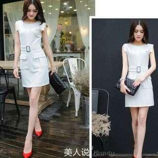 Tin dress