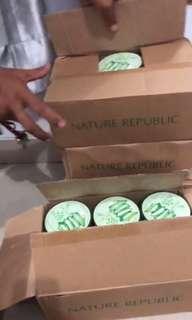 Nature Republic Aloe vera gel 92%