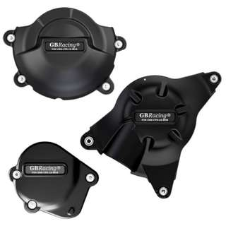 GB RACING YZF-R6 STOCK ENGINE COVER SET 2006 - 2017