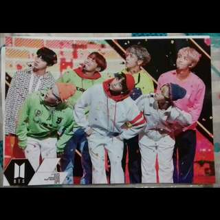 [READY STOCK] BTS 2 AND MAKNAE LINE POSTER