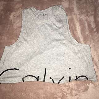 Authentic Calvin Klein singlet