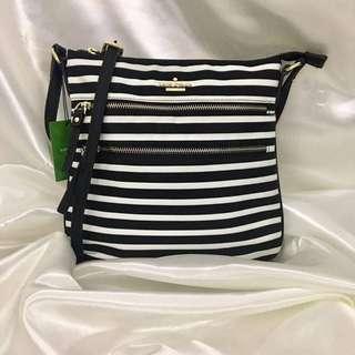 Katespade Double Zipper Bag
