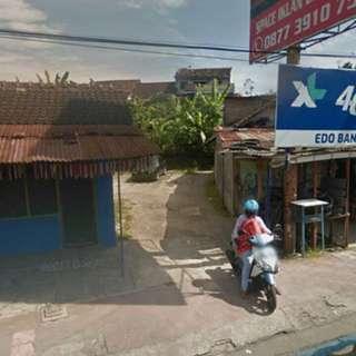 LAHAN DAERAH GEDONGTENGEN JOGJAKARTA, INDONESIA