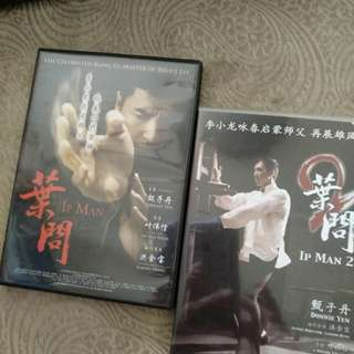 Dvd, IP Man, 2in1, 叶问1 n 2