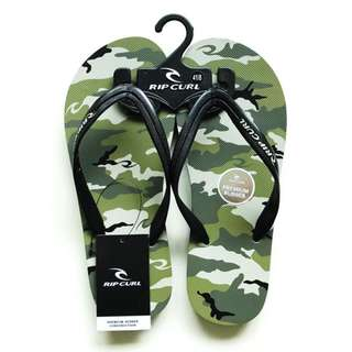 BNWT Newest collection Rip Curl Slippers Rip Curl Flip Flops Ripcurl Camouflage Not Havaianas