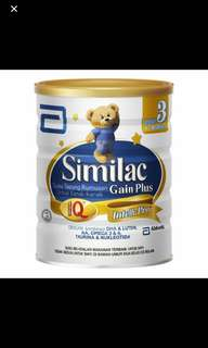 Similac Gain Plus Stage 3 - 1.8kg