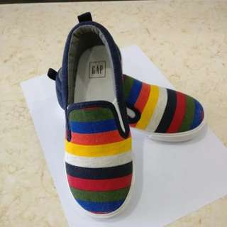 (Pre-loved) Gap Kids Canvas Shoes