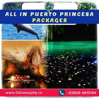 PUERTO PRINCESA PACKAGES for 2PAX