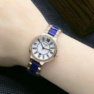 jam tangan Fossil Keramik