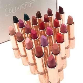[Authentic] Colourpop Lux Lipstick