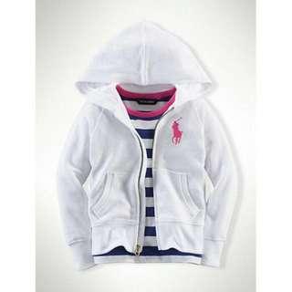 Ralph Lauren Polo Sweater Hoodie