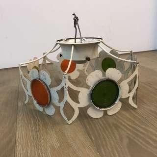 古董 燈罩