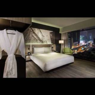 Stay at KL journal hotel