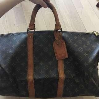 Lv. Travel bag 旅行袋