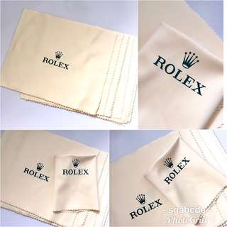 Rolex Cleaning Cloth