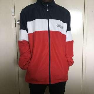 Carre Windbreaker Jacket