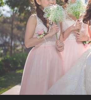 滿天星 手球 塑料 結婚 靚 姊妹用既