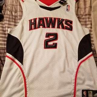 Joe Johnson Atlanta Hawks Nba Jersey
