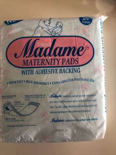 BN Madame maternity pads