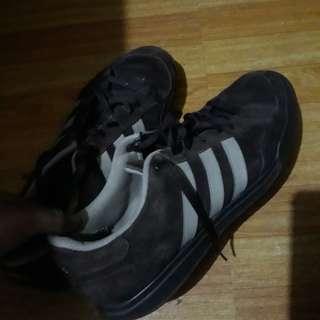 Adidas Brown
