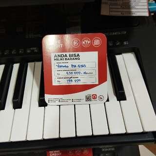 Keyboard PSR-E363