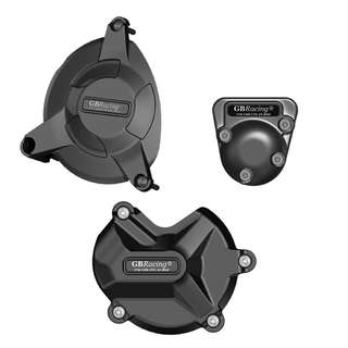 GB RACING S1000RR & S1000R ENGINE COVER SET 2009 - 2016