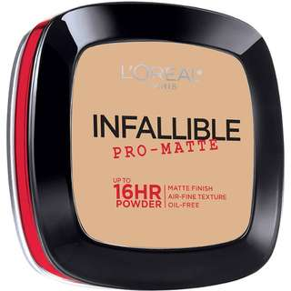Loreal Infallible Pro-Matte Powder