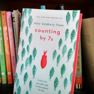English Novel - Counting by 7s